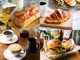カフェや飲食店の店長 ★福利厚生が充実しているから安心して長く働ける。キャリアの選択肢も豊富!3