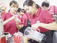台湾ティーカフェ「Gong cha」の接客スタッフ(店長への昇進も可能)/過去2年の定着率90%2