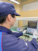 電車に搭載している電子機器の品質管理1