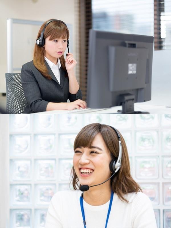 キャリアプランナー(在宅勤務/障害者の方限定)◎電話による登録から紹介、就業までのトータルサポートイメージ1