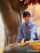ナイトカストーディアル ★東京ディズニーリゾート(R)を美しく保つ仕事1