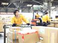 トラックターミナル業務員 ◎倉庫内の仕分け業務がメイン。2