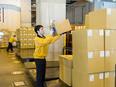 トラックターミナル業務員 ◎倉庫内の仕分け業務がメイン。3