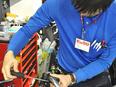 自転車整備士★賞与年2回/自転車整備士手当1万円、各種手当、退職金、確定拠出年金制度など充実★2