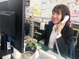 レンタカーの受付スタッフ ★東証一部上場企業のグループ 残業は平均月24.5時間2