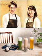 台湾ティースタンド『TP TEA』店舗運営スタッフ/台湾カフェ『春水堂』プロデュース/賞与年2回!1
