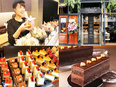 世界コンクール優勝の洋菓子店の店長候補★賞与年2回★9連休取得可能2