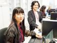 アパレルECサイトの運営事務 ◎年間休日123日以上/他職種へのキャリアアップも可能!2