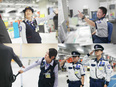 成田空港の「警備スタッフ」◎入社祝い金5万円◎設立50年以上/単身寮(月2万5000円)有2