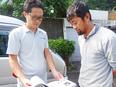水トラブルを解決する営業 ◎平均月収は57万円! 完全に「待ち」のスタイルの営業です!2