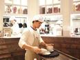 南欧風コンセプトカフェの店舗スタッフ★世界観をつくる仕事★月8~9日休み3