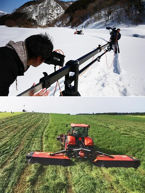 農業に特化した映像制作スタッフ★企画から編集まで担当イメージ1