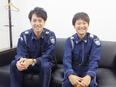 警備員(神社や寺院、オフィスビルなどの施設を担当/10名以上の採用!)◎ALSOKグループ2