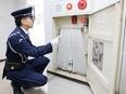 警備員(神社や寺院、オフィスビルなどの施設を担当/10名以上の採用!)◎ALSOKグループ3