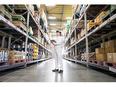 食品倉庫内の作業スタッフ【賞与年3回/平均月収27.4万円】未経験歓迎♪2
