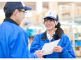 食品倉庫内の作業スタッフ【賞与年3回/平均月収27.4万円】未経験歓迎♪3
