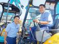 建設車両や建設機械レンタルの提案営業 ■40年の歴史を持つ老舗企業/充実の福利厚生!2