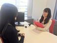 <アパレル関連企業で働く事務スタッフ>土日祝休み♪月収28万円も可&オフィスデビューは好きな場所で!3
