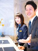 ホテルスタッフ(三つ星・四つ星クラスのホテル)◎未経験から月給25万円以上1