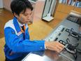 大阪ガスサービスショップの営業スタッフ│★未経験歓迎!イチから知識を身につけていけます。3