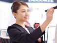 『KOSE』の美容スタッフ ★産休・育休取得率ほぼ100%★正社員登用率90%★平均勤続年数11年2