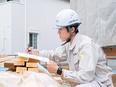 アパート・福祉施設の建築施工管理 ★土日祝休み ★残業20H程度3