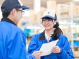 食品倉庫内の作業スタッフ/業務拡大のため10名以上の大量採用!月収30万円も可能◆賞与年3回2