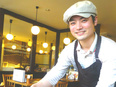 もっちもちの生パスタレストランやカフェのスタッフ(店長候補) ◎賞与年2回◎休みは月8~9日!3