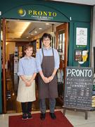 1店舗しかない「PRONTO」の店長(店長候補ではなく店長募集です。店長が初めてでもOKです!)1