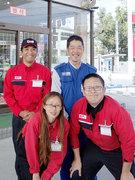 ガソリンスタンドのスタッフ JAグループの企業です★未経験歓迎★残業月20時間以下1