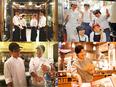舞浜の商業施設内にあるカフェ・レストランの店舗運営スタッフ★未経験者歓迎/月給28万円以上!2
