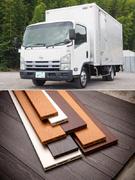 ドライバー ☆お届け時間の縛りなし!接客なし!自社の倉庫へ建材を運びます。1