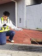 水道管の調査スタッフ(残業ほぼなし、完全週休二日)1