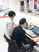 内装の施工管理 ◎オフィスや商業施設の内装に関わります。1