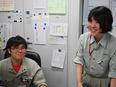 設備管理スタッフ ◇平均勤続年数は18.2年。腰を据えて技術を学べます。3