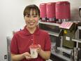 台湾ティーカフェ『ゴンチャ』の店長候補|関西エリアで新店オープン予定!月給27万500円以上3