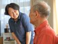 小規模多機能型居宅介護スタッフ│残業月10時間以下!毎年5連休の取得が可能!充実の福利厚生!3