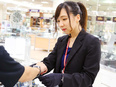 販売スタッフ ★残業月5時間以下!面接1回、1ヶ月以内の入社も可能!3