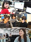 キャリアサポート ★オフィス内でのお仕事 ★残業月平均7時間 ★ネイル・髪型・服装自由1