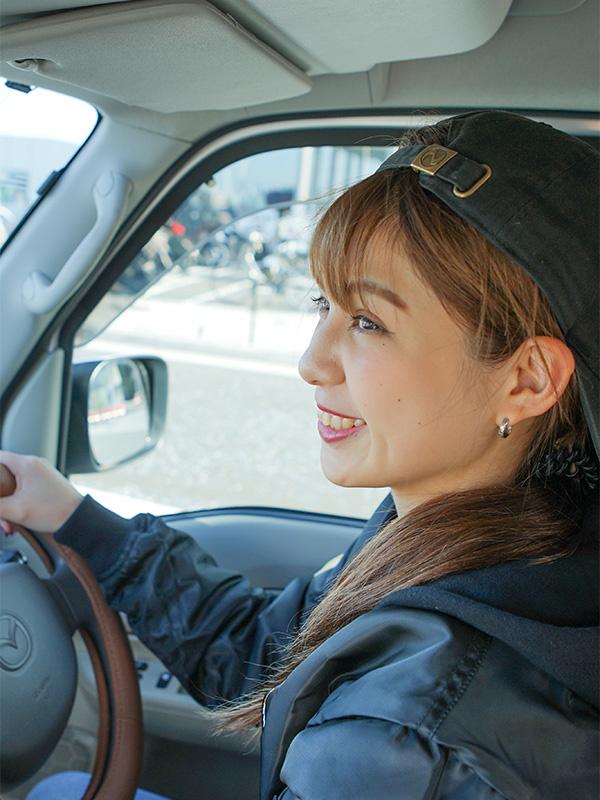 軽貨物ドライバー ★普通免許だけで始められる個人の仕事 ★時間を自由に使ってしっかり稼げる!イメージ1