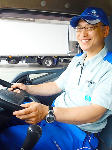 ルート配送ドライバー(近距離エリアのみ) ★毎日の帰り時間ほぼ同じ/再雇用制度ありイメージ1
