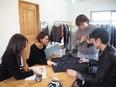 洋服の受発注スタッフ ◎賞与年3~4回|福岡から転勤なし|私服OK!2