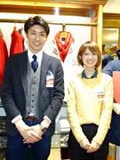 ファッションアドバイザー<日本製の上質カジュアル> ★実働7時間、残業月平均3時間、賞与年3回1