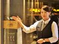 ホテルのサービススタッフ ◎賞与あり/社員寮あり/退職金あり/福利厚生充実!2