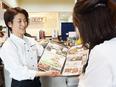店長候補◎店長は月給38.5万円~/マネージャーは月給66万円~◎上期マネージャー昇格者12名!2