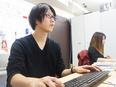 渋谷で働く事務(未経験OK)★私服OK・ヘアスタイル&ネイル自由!2