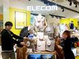 ブランド認知の拡大を目指す店舗運営スタッフ◎年休124日「新宿・名古屋地区」オープニング・既存店募集3