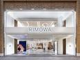 『RIMOWA』のショップスタッフ ◇正社員登用実績あり ◇5日以上の連休取得可能3