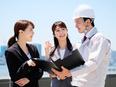施工管理◎希望勤務地で働ける/入社祝金10万円/内定まで最短5日/残業代100%支給2