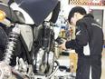 Hondaバイクの整備士★資格取得費用会社支援★引越手当アリ★昨年賞与4.6ヶ月!2
